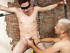 deacon hunter nathan gear blowjob bondage fetish domination tattoos masturbation twinks kissing deep throat blond hair brown trimmed uncut large dick average short young ball play jerked huge load