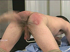 tony gagged stripped groped anally fingered