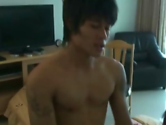 muscular chang fucks noks hole asian orgy waking sleeping dragon