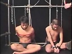 hunk punished hard