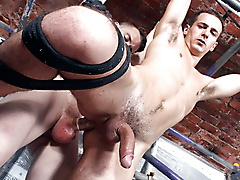 luke desmond sean mckenzie anal bondage fetish domination facial masturbation deep throat brown hair fucking trimmed uncut large dick short young jerked jerking passionate fuck standing huge load