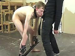 restraints sucking fucking facial