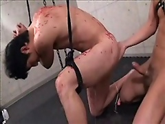 screaming slave fucked