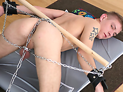 restraints twink smooth